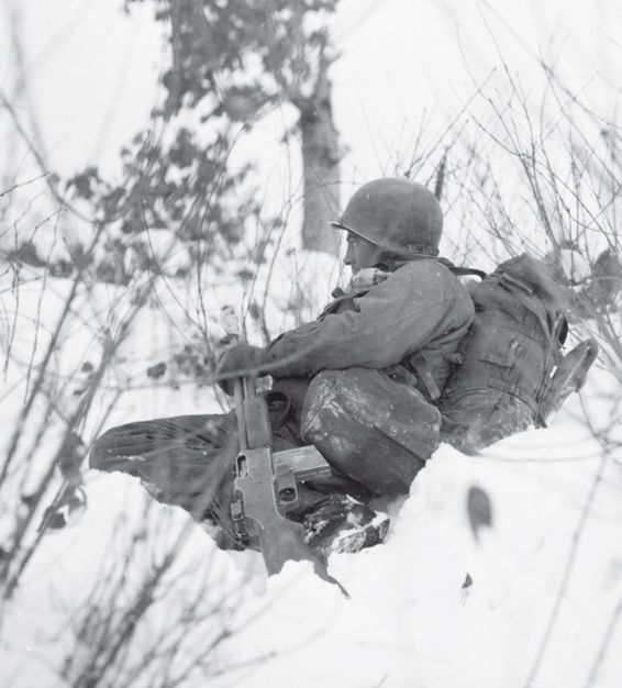 Private William J. Birthold from the 357th Infantry Regiment, U.S. 90th Infantry Division, wit...jpg